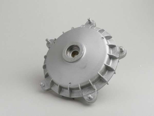 "Bremstrommel hinten 10"" -OEM QUALITÄT- Vespa PX (-1984), Rally180 (VSD1T), Rally200 (VSE1T), Sprint150 (VLB1T), TS125 (VNL3T), GT125 (VNL2T), GTR125 (VNL2T), GL150 (VLA1T) - Wellendichtring 27mm"