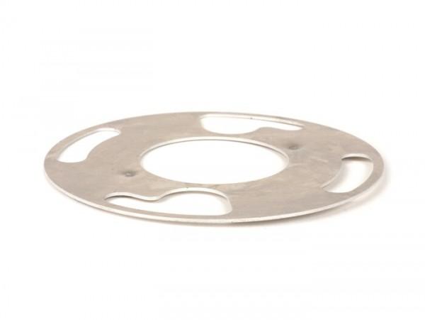 Guardapolvos volante magnético -RICAMBIO RAPIDO- Vespa 98, Vespa Wideframe V1-V15, V30-V33, VM1T, VM2T, VN1T, VN2T, Vespa 150 VL1T, VL2T, VL3T, VB1T