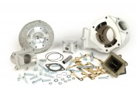 Cylinder kit -QUATTRINI M200 (for use with Quattrini Enginecasing C200)- Vespa V50, PV125, ET3, PK50, PK80, PK125