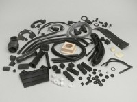 Rubber kit -LAMBRETTA- Lambretta DL, GP - black