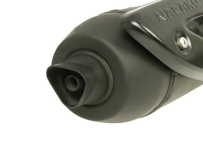 AB BJ. 1999 Naraku Traffic Exhaust for Piaggio Zip SSL 25/