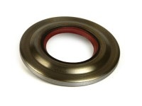 Oil seal 31x62,1x5,8/4,3mm -MALOSSI PTFE/FKM- Metall (used for crankshaft drive side Vespa PX (since 1984), T5 125cc, Cosa)
