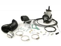 Kit Carburatore -MALOSSI 28mm Dellorto PHBH BS, lamellare X360 V2.0- Vespa PX, Sprint, Rally180 (VSD1T), Rally200 (VSE1T)