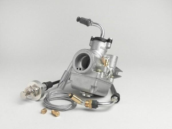 Vergaser -ARRECHE 17,5mm- inkl. manueller Choke, Flanschverbindung - AW=57mm DERBI VAMOS, ITALJET FORMULA, SUZUKI ADDRESS, AP, KREIDLER RMC-E, RMC-G, REX RS 250