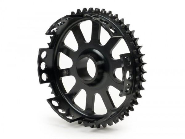 Crown wheel -BGM PRO Superstrong- Lambretta LI, LI S, SX. TV (2nd series, 3rd series), DL/GP - 46 tooth
