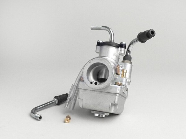 Vergaser -ARRECHE 17,5mm- manueller Choke, Gummiverbindung - AW=23mm -