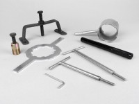 Tool kit -LAMBRETTA- LI, LIS, SX, TV (Series 2-3), GP, DL