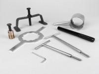 Tool kit -LAMBRETTA- LI, LIS, SX, TV (Series 2-3), GP, DL
