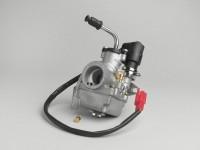Vergaser -ARRECHE 17,5mm- inkl. Elektrochoke, Flanschverbindung - AW=57mm