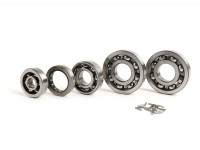 Ball bearing set for engine -SCOOTER CENTER- Vespa Largeframe GT125 (VNL2T 30001-30742, VNL2T 34501-60900), Sprint150 (VLB1T 01001-035095), Sprint150 (VLB1T 38601-73899)