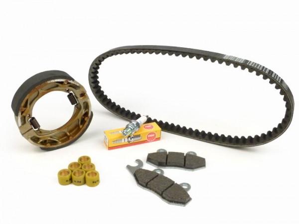 Sevice kit -SCEED 42- Kymco Agility 50cc 4-stroke