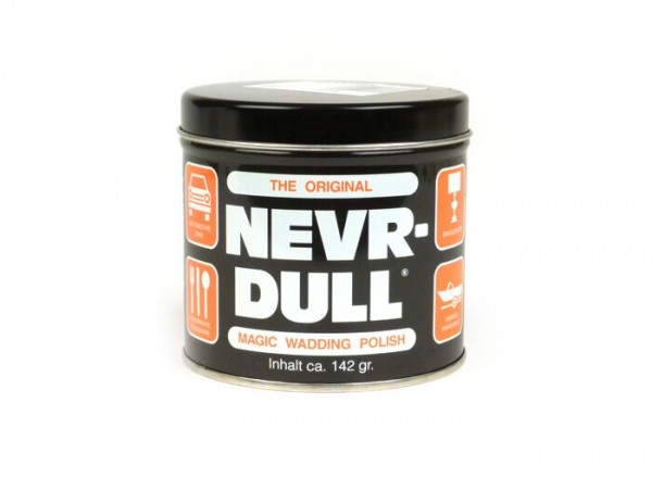 Chrome polish -NEVR-DULL- 142g