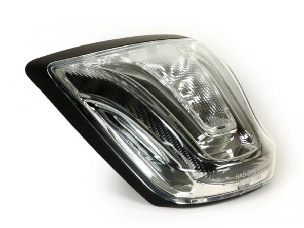 Rücklicht -MOTO NOSTRA, LED- Vespa Primavera, Sprint - weiß