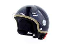 Helm -VESPA Visor 2- blau (midnight blue) - XL (61-62cm)