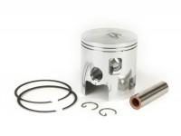 Piston -POLINI aluminium- Vespa 177/187cc - Vespa PX125, PX150, Cosa125, Cosa150, GTR, TS125, Sprint Veloce - 63.0mm - B