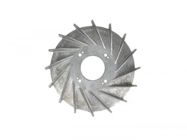 Ventilador -PINASCO para rotor volante original de PIAGGIO- Vespa Wideframe V15-33, VM, VN, ACMA, VB1, VGL1, VL, GS150