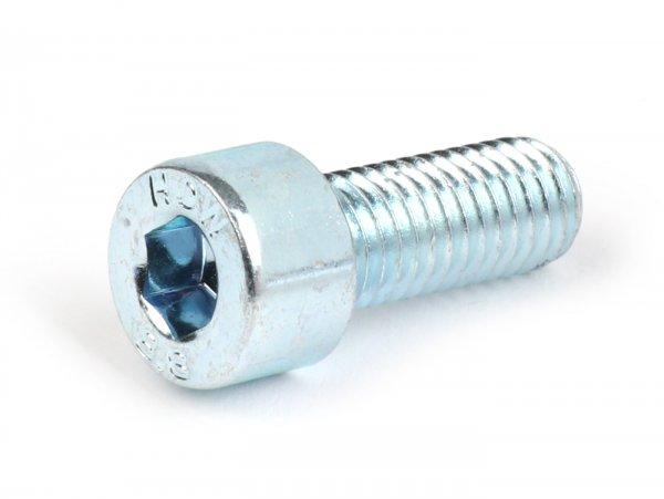 Schraube -DIN 912- M8 x 20mm (verwendet für Bremspumpe/Lenker Vespa PX ab Bj. 1998)