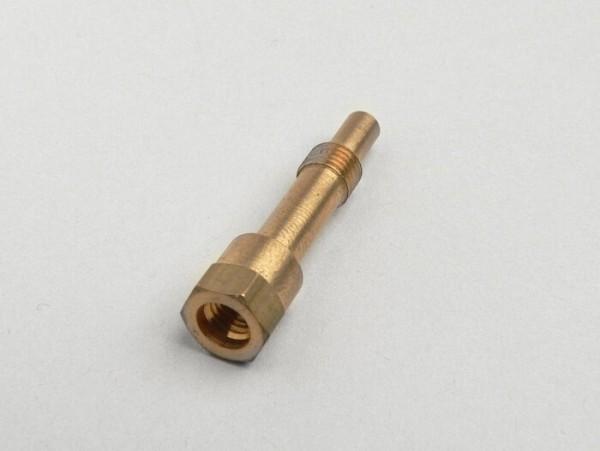 Mischrohr -DELLORTO (Typ: 9645) AU- (258)