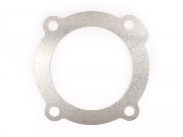 Spacer Zylinderkopf -QUATTRINI M1XL / M1X 172 ccm- Vespa PX80, PX125, PX150 - Ø62mm - 1.0mm