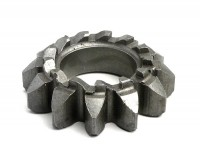Kickstart sprocket -OEM QUALITY- Vespa P 150S (-169035), Super, VNB5T-VNB6T, VBB - teeth 12/13, Ø=22.0mm