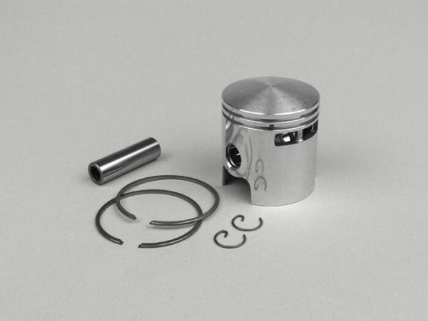 Pistón -DR- Vespa 75cc (6 lumbreras de transferencia) - 47.0mm
