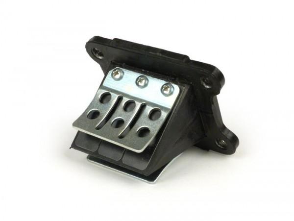 Membranblock -MB DEVELOPMENTS 6-Klappen- Lambretta, Vespa Largeframe, Smallframe, Minarelli AM6