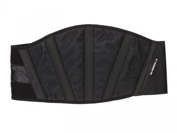 Kidney belt -SCEED 42 Strech- textile, black - S (92 cm)