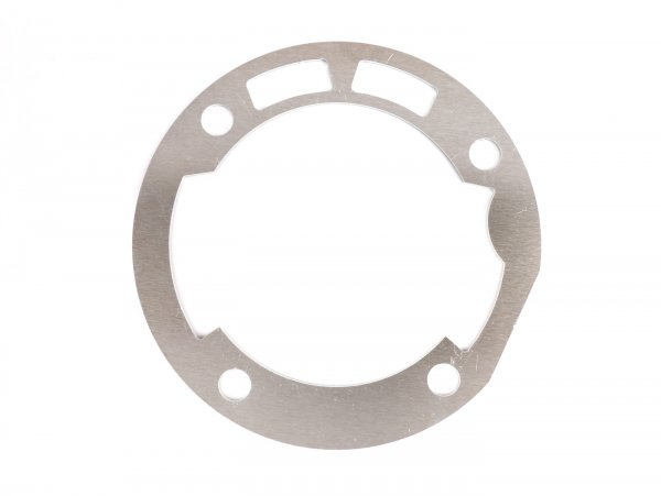 Cylinder base spacer for cylinder kit -QUATTRINI M232/M244- Vespa Rally200, PX200, Cosa200 - 0.5mm