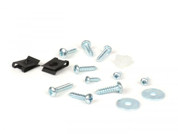 Screw set for horn -OEM QUALITY- Vespa PX (1984-)