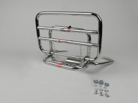 Rear rack, fold down -FACO- Vespa S - chrome