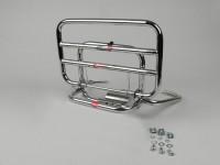 Porte bagages arrière rabattable -FACO- Vespa S - chromé