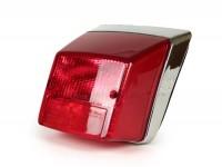 Feu arrière -FIEM- LML Star (compatible avec Vespa PX Arcobaleno) - sans ampoule (avec homologation européenne)