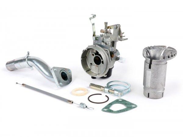 Vergaserkit -DELLORTO 3-Loch, 19/19mm SHB- Vespa PK50 XL2, PK50 HP