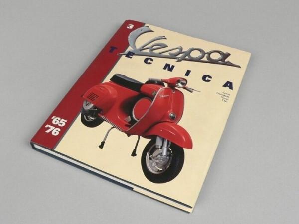 Buch -Vespa Tecnica III 1965-1975- Deutsch