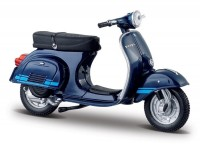 Model -MAISTO 1:18- Vespa 125 ET3 (1976) - dark blue