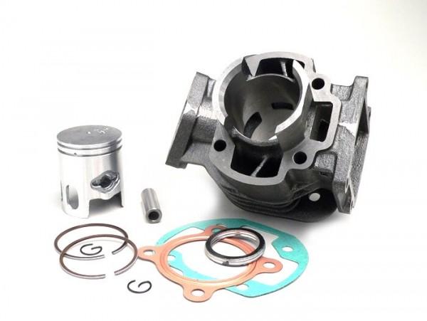 Cylinder kit -BGM ORIGINAL 50 cc- Minarelli AC (vertical) - BOOSTER, BUMP50, BWS50, SLIDER50, SPY, SR50 (-1994), STUNT, ZUMA50, AMICO