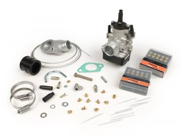 Kit carburador -MRB Dellorto- 25 Dellorto PHBL Lambretta LI, LIS, SX, TV (series 2-3), DL, GP - motores 125-190cc