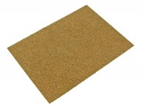 Cork gasket sheet -UNIVERSAL- 140x195mm - 1.00mm