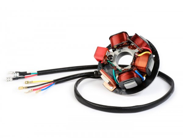 Zündung -BGM PRO Grundplatte HP V2.5 Silikon- Vespa ET3 (VMB1T)