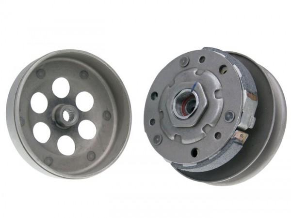 Wandlereinheit mit Kupplung 110mm und Kupplungsglocke 112mm -OEM QUALITÄT- CPI 50 ccm - CPI, Keeway, Generic, Morini