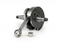 Crankshaft -BGM PRO Racing (rotary valve)- Vespa PK50 XL (Ø=20mm cone)