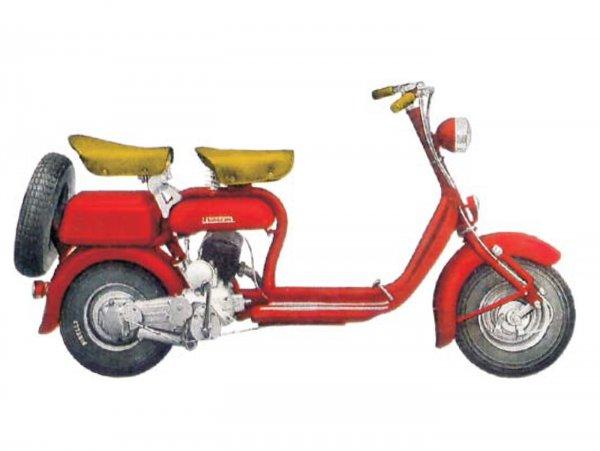 Lambretta (Innocenti) C 125