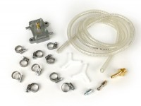 Fuel pump-set -MIKUNI- delivery rate 14 l/h