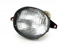 Headlight Lambretta Lui 50