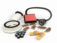 Kit revisione -SCEED 42- Yamaha T-Max 500cc (4B5, 1LD)