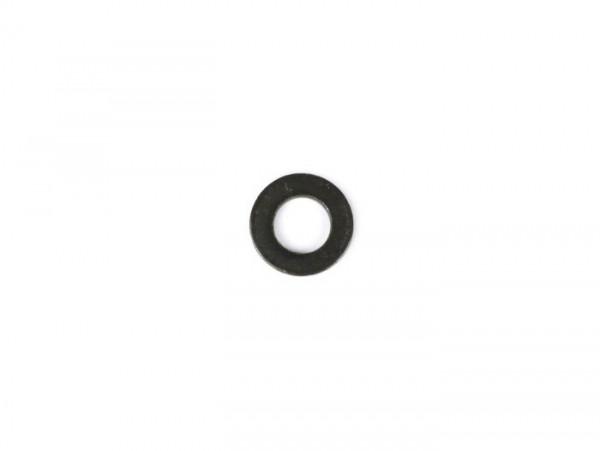 Unterlegscheibe -DIN 125- M8 - schwarz verzinkt