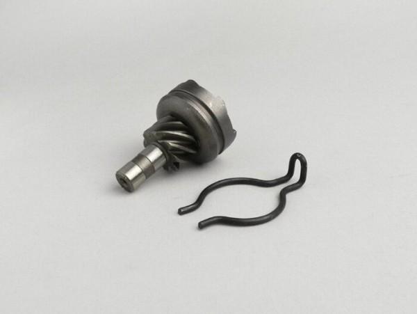 Kickstart sprocket -OEM QUALITY- GY6 (4-stroke) 50cc (139QMA/B) - 7 tooth