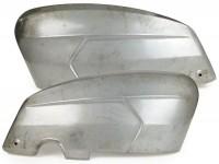 Seitenhauben-Set -LAMBRETTA- SX 200 (bis Bj. 08.1968) - Metall