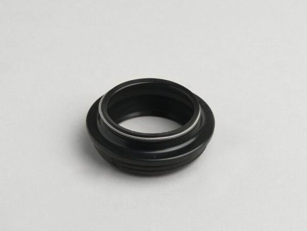 Wellendichtring 23x43/33,5x11,1/7,5mm - (verwendet für Gabel (Showa) Gilera Runner (bis Bj. 2005), Stalker, NRG Extreme, NRG MC3, NRG Power)