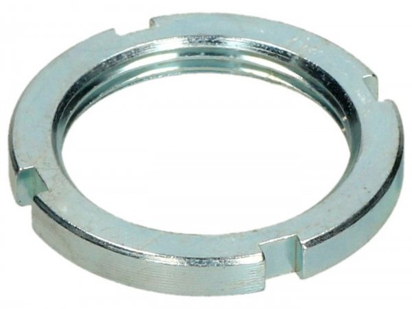 Steering set locking nut h=5mm -PIAGGIO- Piaggio, Gilera